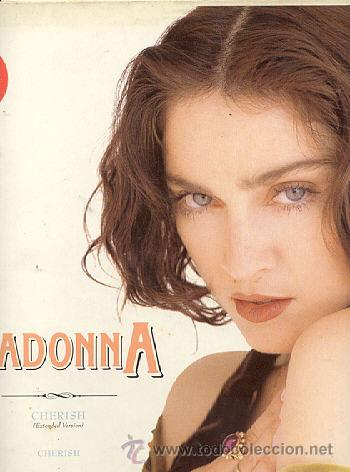 LP MAXI 45 RPM / MADONNA / CHERISH /// EDITADO POR SIRE (Música - Discos de Vinilo - Maxi Singles - Pop - Rock - New Wave Extranjero de los 80)