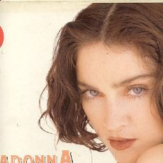 Discos de vinilo: LP MAXI 45 RPM / MADONNA / CHERISH /// EDITADO POR SIRE . Lote 11115512