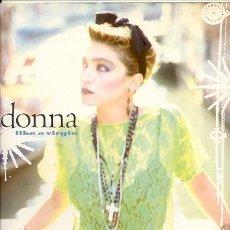 Discos de vinilo: LP MAXI 45 RPM / MADONNA / LIKE A VIRGIN /// EDITADO POR SIRE SPAIN. Lote 23519672