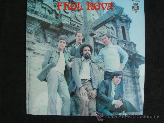 EP FROL NOVA / GRUPO DE FOLK GALLEGO / AÑO 1971 (Música - Discos de Vinilo - EPs - Grupos Españoles de los 70 y 80)