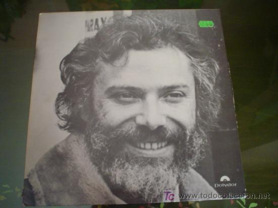 GEORGES MOUSTAKI (Música - Discos - LP Vinilo - Canción Francesa e Italiana)