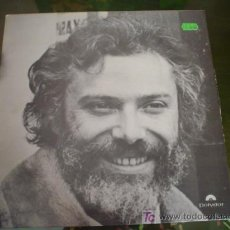 Discos de vinilo: GEORGES MOUSTAKI. Lote 25425278
