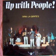 Discos de vinilo: LP - UP WITH PEOPLE - VIVA LA GENTE 2 - ORIGNAL ESPAÑOL, BUDDAH RECORDS 1970. Lote 9820947