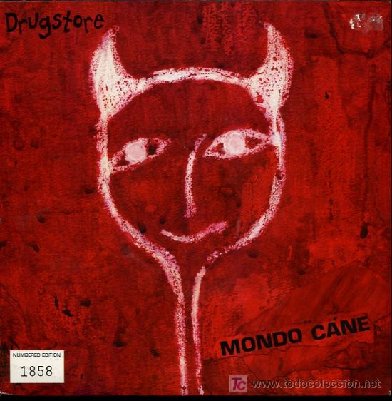 Discos de vinilo: Drugstore - Mondo cane / Mondo cane (Acoustic) / What every girl should know - 1996 - Ed. numerada - Foto 1 - 16467747