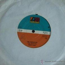 Discos de vinilo: ROBERTA FLACK ( WHEN IT'S OVER - COME SHARE MY LOVE ) ENGLAND-1978. Lote 9846459