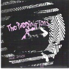 Discos de vinilo: THE PADDINGTONS - PANICK ATTACK ***. Lote 11504818