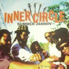 Discos de vinilo: INNER CIRCLE - SUMMER JAMMIN' MAXI SINGLE RARO 1994. Lote 9875817