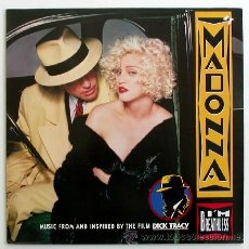 Discos de vinilo: MADONNA - I'M BREATHLESS (LP). Lote 26562402