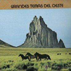 Discos de vinilo: LP CINE DEL OESTE: ENNIO MORRICONE, DIMITRI TIOMKIN, ELMER BERSTEIN, DOMINIC FRONTIERE, ETC. Lote 26055962