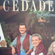 Discos de vinilo: MOCEDADES,INTIMAMENTE,DEL 92. Lote 19816733