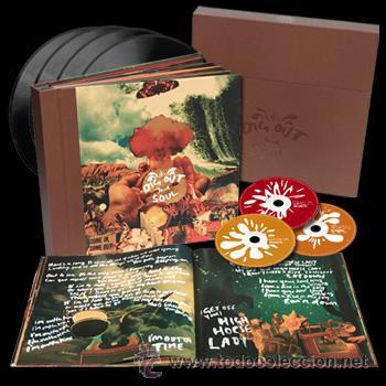 CAJA DE LUJO OASIS DIG OUT YOUR SOUL 4 VINILOS 2CD + 1 DVD + 1 LIBRO 24 PAGINAS (Música - Discos - LP Vinilo - Pop - Rock Extranjero de los 90 a la actualidad)