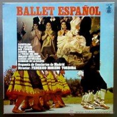 Discos de vinilo: BALLET ESPAÑOL - FEDERICO MORENO TORROBA - LP HISPAVOX 1979. Lote 12208066
