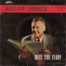 Discos de vinilo: ALLAN JONES EP SELLO FONOPOLIS AÑO 1963. Lote 9976823