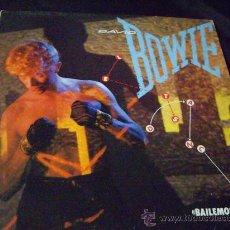 Discos de vinilo: DAVID BOWIE-BAILEMOS. Lote 27556020