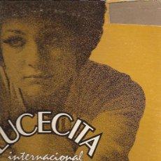 Discos de vinilo: LUCECITA LP SELLO HIT PARADE EDITADO EN USA. . Lote 10003554