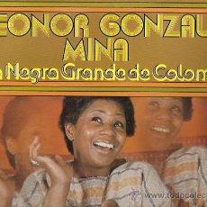 Discos de vinilo: LEONOR GONZALEZ MINA LP SELLO RCA VICTOR AÑO 1973 PROMOCIONAL . Lote 10003566