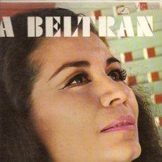 Discos de vinilo: LOLA BELTRAN LP SELLO RCA EDITADO EN MEXICO CANTA A JOSE ALFREDO JIMENEZ . Lote 10003584