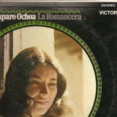 Discos de vinilo: AMPARO OCHOA LP SELLO RCA VICTOR EDITADO EN MEXICO.. Lote 10003641