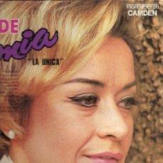 Discos de vinilo: SONIA LA UNICA LP SELLO RCA CAMDEN EDITADO EN MEXICO. Lote 10021458