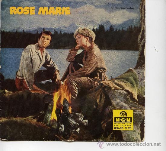 ROSE MARIE (Música - Discos - Singles Vinilo - Cantautores Internacionales)