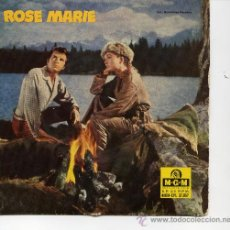 Discos de vinilo: ROSE MARIE. Lote 10033340