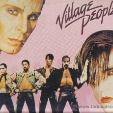 Discos de vinilo: LP VILLAGE PEOPLE - RENAISSANCE. Lote 21934406