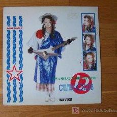 Discos de vinilo: CULTURE CLUB :IT S MIRACLE-MISS ME BLIND /MAXI SINGLE. Lote 18357696