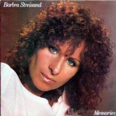 Discos de vinilo: LP BARBRA STREISAND. Lote 19430637