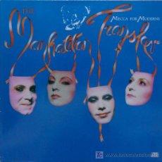 Discos de vinilo: LP MANHATTAN TRANSFER-MECCA FOR MODERNS-EDICION ALEMANA. Lote 25139353