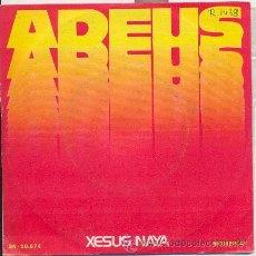 Discos de vinilo: XESUS NAYA: ADEUS + CANTIGAS (GALICIA). Lote 10118016