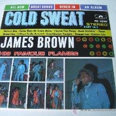 Discos de vinilo: LP JAMES BROWN COLD SWEAT VINILO. Lote 41899946