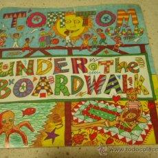Discos de vinilo: TOM TOM CLUB ( ON, ON , ON, ON... - UNDER THE BOARDWALK ) LONDON-1982 SINGLE45 ISLAND. Lote 10093829