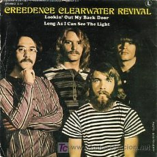 Discos de vinilo: SINGLE ORIGINAL DE CREEDENCE CLEARWATER REVIVAL. Lote 19298606