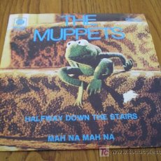 Discos de vinilo: THE MUPPETS. SINGLE AÑO 1977.. Lote 26012264