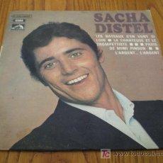 Discos de vinilo: SACHA DISTEL - EP - ED. FRANCIA. Lote 10195154