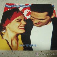 Discos de vinilo: IDA 'N' ERIC ( TAKE A BREAK WITH ME - THE ENERGY MAN ) 1991 SINGLE45. Lote 10104732