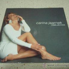 Discos de vinilo: CARINA JAARNEK ( FAMILJELYCKA - DROM AR DROM, OCH SAGA SAGA ) 1991 SINGLE45 . Lote 10104851