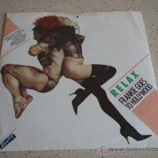 Discos de vinilo: FRANKIE GOS TO HOLLYWOOD ( RELAX - ONE SEPTEMBER MONDAY ) 'Nº1 INGLATERRA' 1983 SINGLE45. Lote 145121570