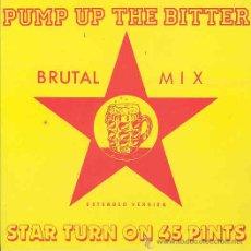Discos de vinilo: STAR TURN ON 45 PINTS - PUMP UP THE BITTER / ARE YOU AFFILIATED - SINGLE PROMO ESPAÑOL DE 1988. Lote 10116406