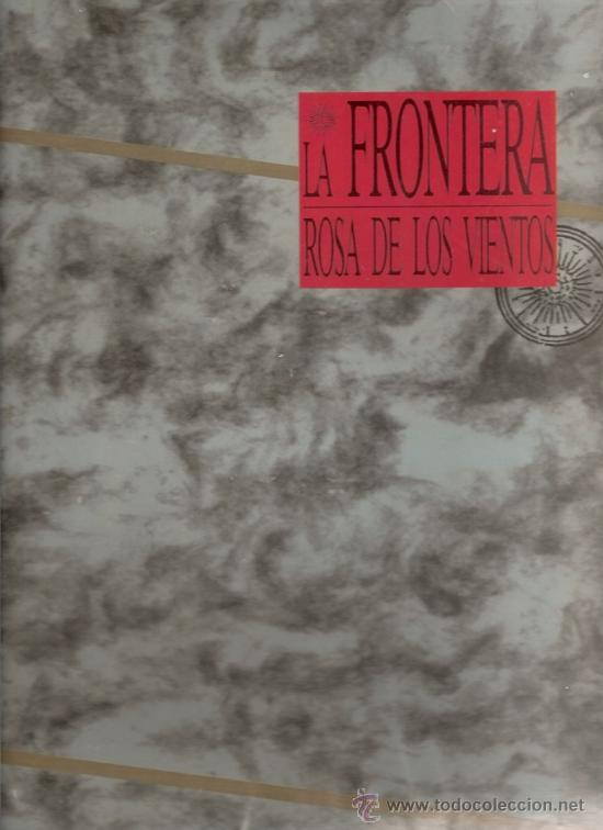 DISCO DE VINILO L.P. DE LA FRONTERA, LA ROSA DE LOS VIENTOS: EL LÍMITE, LLUVIA, LA VERDAD, LA HERIDA (Música - Discos - LP Vinilo - Grupos Españoles de los 90 a la actualidad)