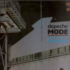 Discos de vinilo: DISCO DE VINILO L.P. DE DEPECHE MODE, SOME GREAT REWARD: SOMEBODY, PEOPLE ARE PEOPLE, IT DOESN'T MAT. Lote 25103706