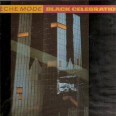 Discos de vinilo: 289 DISCO DE VINILO L.P. DE DEPECHE MODE, BLACK CELEBRATION: BLACK CELEBRATION, FLY ON THE WINDSCREE. Lote 142250962