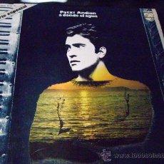 Discos de vinilo: PATXI ANDION-A DONDE EL AGUA-ORIGINAL PHILIPS 1973. Lote 15727965