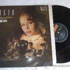 Discos de vinilo: BERLIN MAXI SINGLE, NO MORE WORDS ( DANCE REMIX) . Lote 27098609