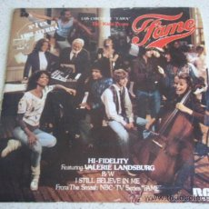Disques de vinyle: THE KIDS FROM FAME – HI-FIDELITY / I STILL BEALIVE IN ME = TODAVÍA CREO EN MÍ SPAIN,1982 RCA. Lote 10137919