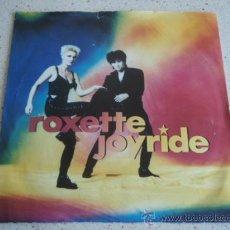 Discos de vinilo: ROXETTE ( JOYRIDE - COME BACK ) 1991-SWEDEN SINGLE45 EMI. Lote 10138151