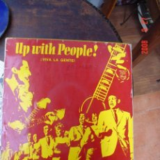 Discos de vinilo: UP WITH PEOPLE. Lote 26143757