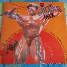 Discos de vinilo: BOLERO MIX ( SABRINA, MARRS, FANCY, RAUL, CODE 61, BIANCA, BOMB THE BASS, OFF,...) MADRID-1988. Lote 10149503