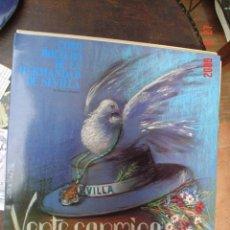 Discos de vinilo: CORO ROCIERO DE LA HERMANDAD DE SEVILLA. Lote 25963414