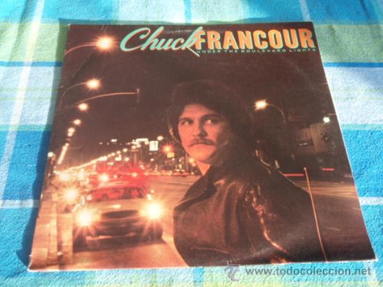 Chuck Francour Under The Boulevard Lights U Kaufen Vinyl